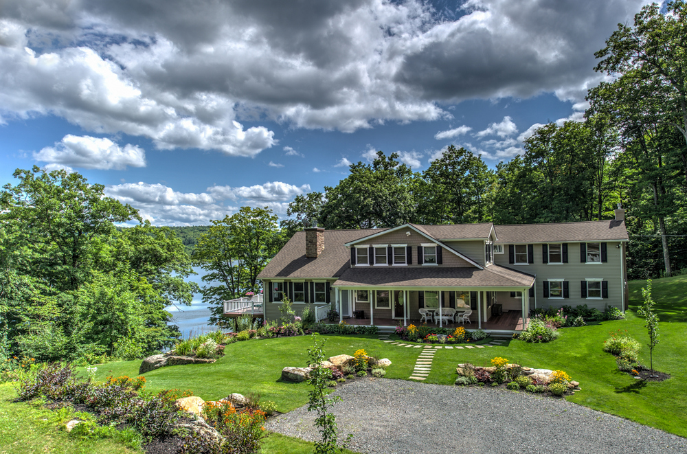 Chanterwood, the Quintessential Waterfront Estate