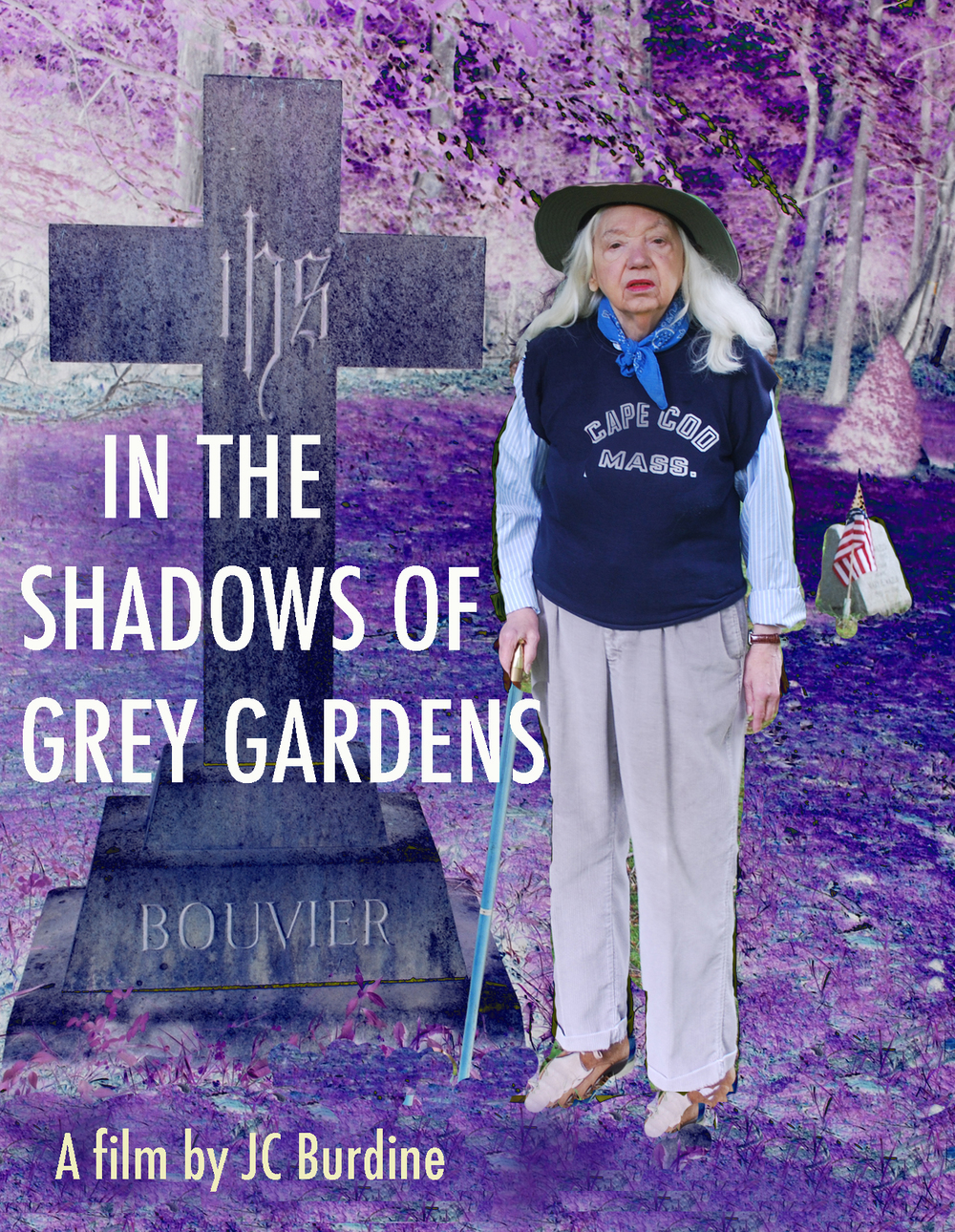 In the Shadows of Grey Gardens , a film by JC Burdine