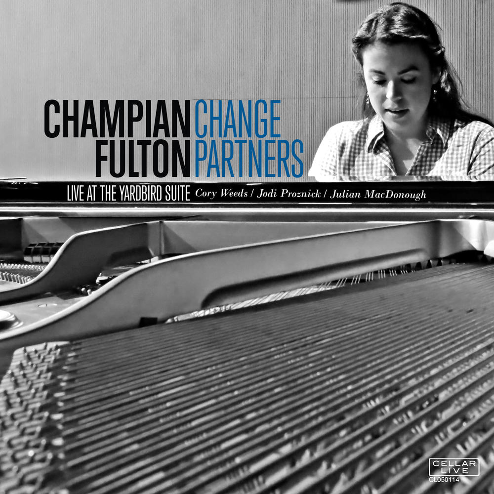 Change Partners final cover