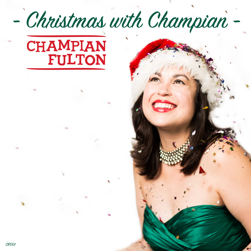 Christmas with Champian final cover