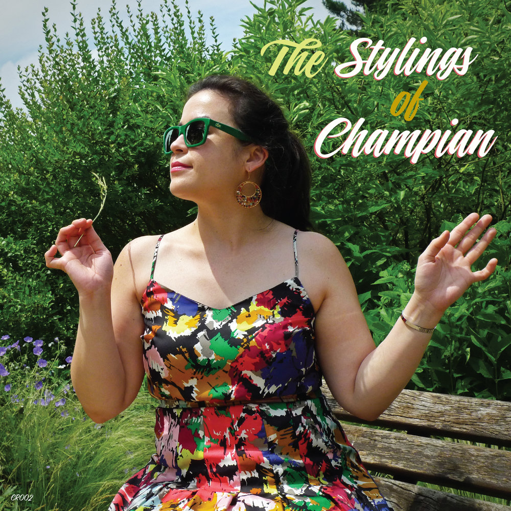 The Stylings Of Champian final cover