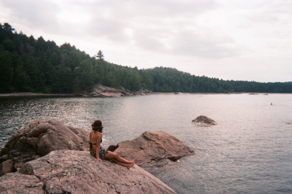 In the dead of summer I drove my truck north to Marquette. I spent the weekend with a wild group of individuals. Every day was a new hike, a new swimming hole, a new craft beer. There's something about that place. It carries an energy all of its own.