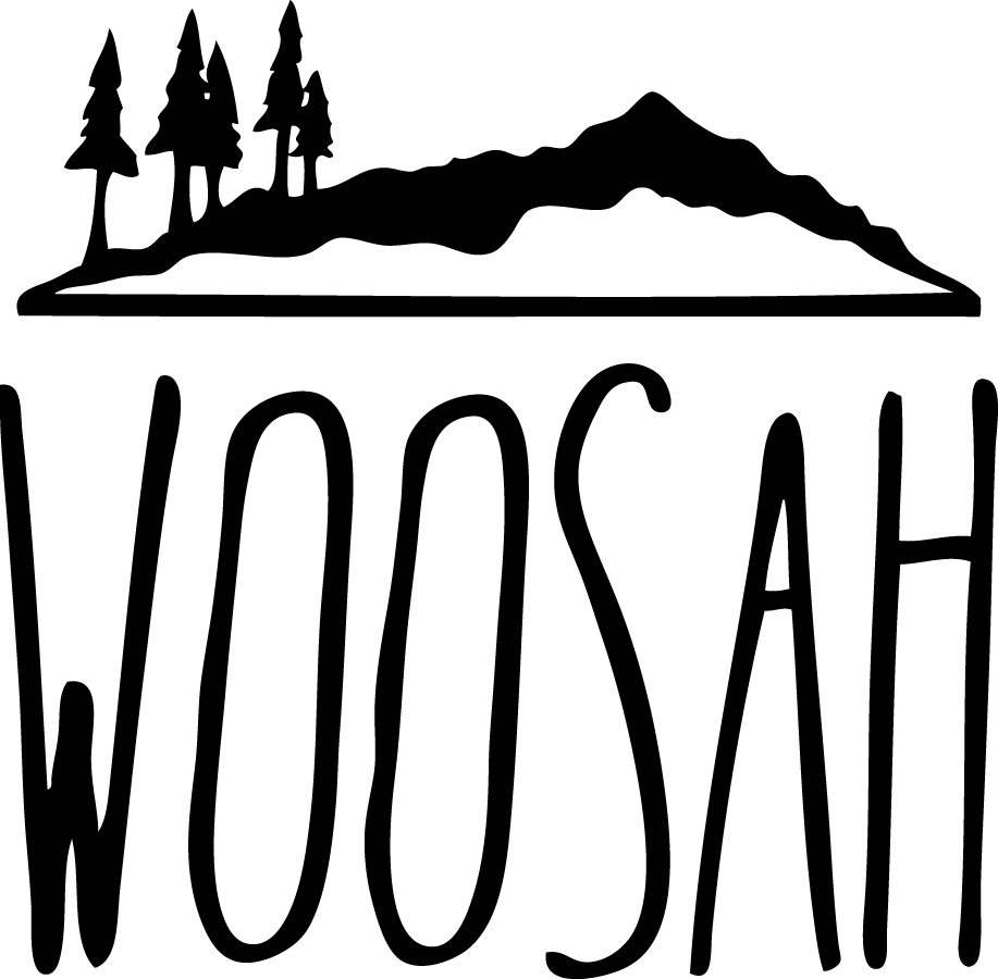 Woosah Outfitters | Hand Carved Woodblock Brand in Grand Rapids MI