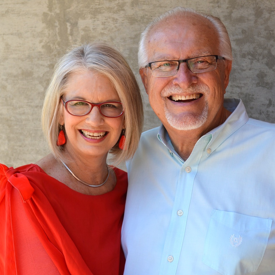 Gaylord & Patty Enns serving locally with Love Revolution Now