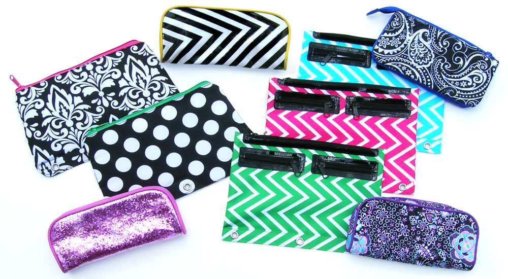 Various Clutches and Pouches - Studio C