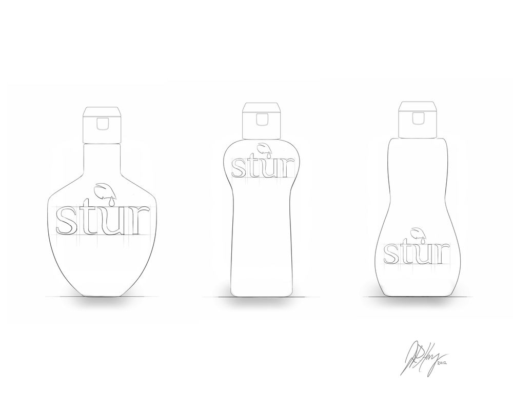 Stur Concept sketches