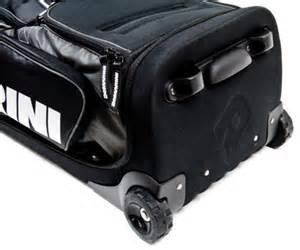 Demarini Black Ops Wheeled Bag