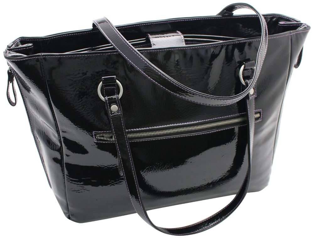 Studio C Expandable Laptop Tote
