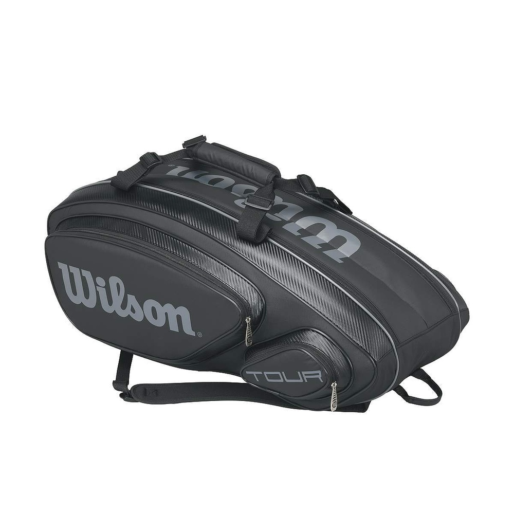 Wilson Tour Black 9 pack