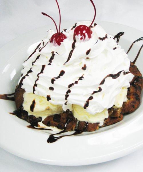 Mount St. Georgio dessert
