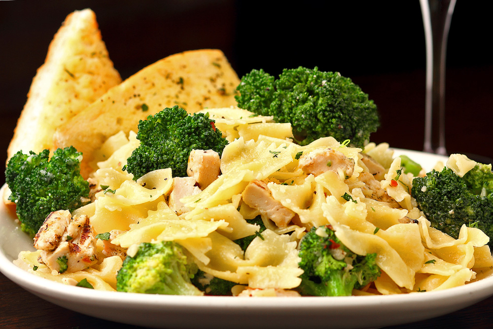 Broccoli Bowtie Pasta