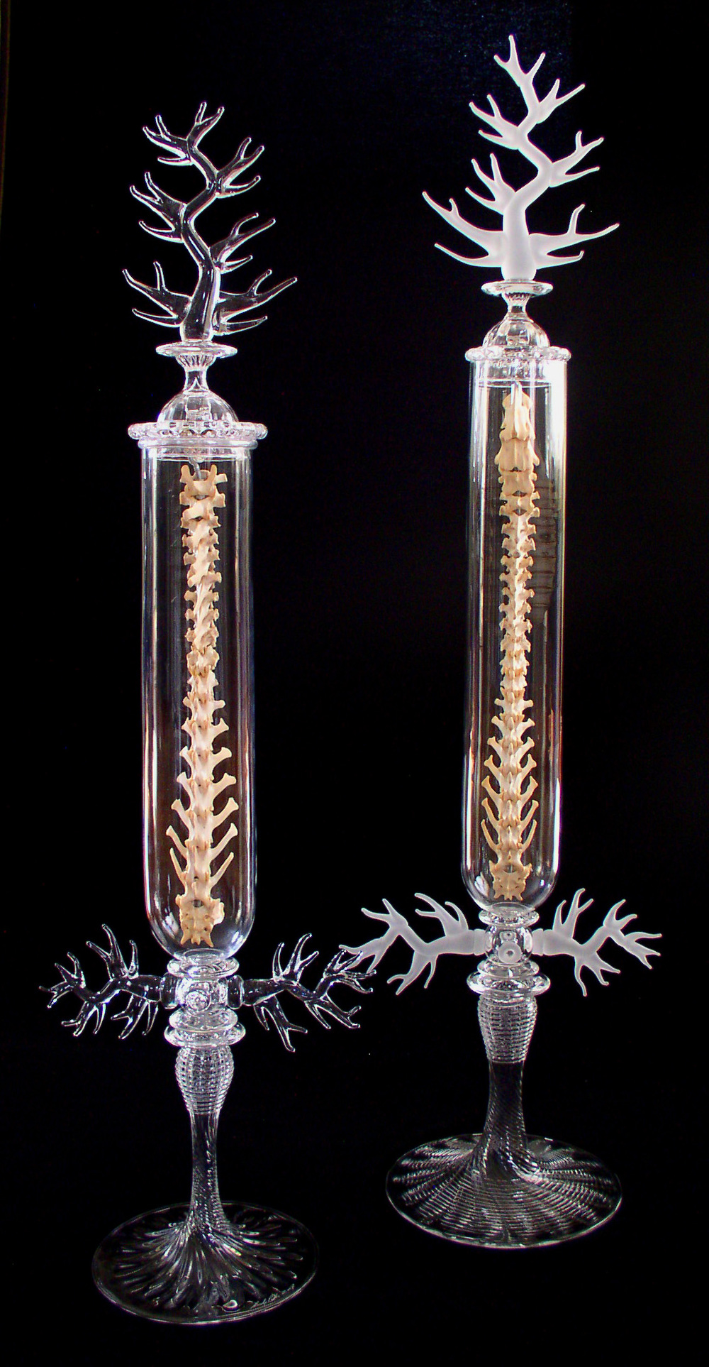 Spine Jar pair