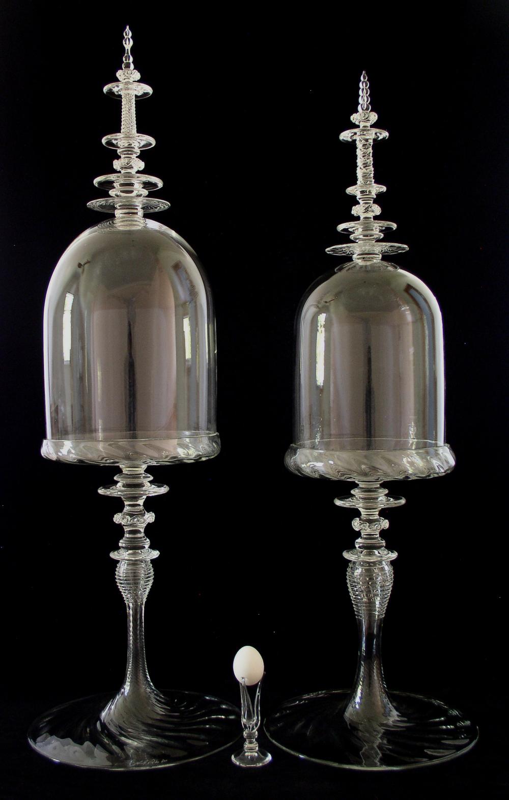 bell jars XL
