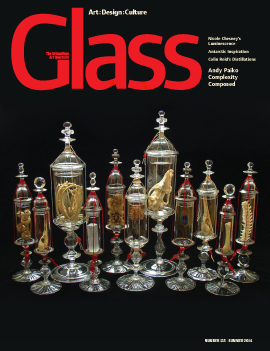 andy-paiko-glass-magazine-urban glass quarterly