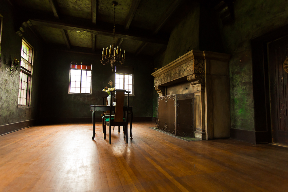 Howey House Dining Room