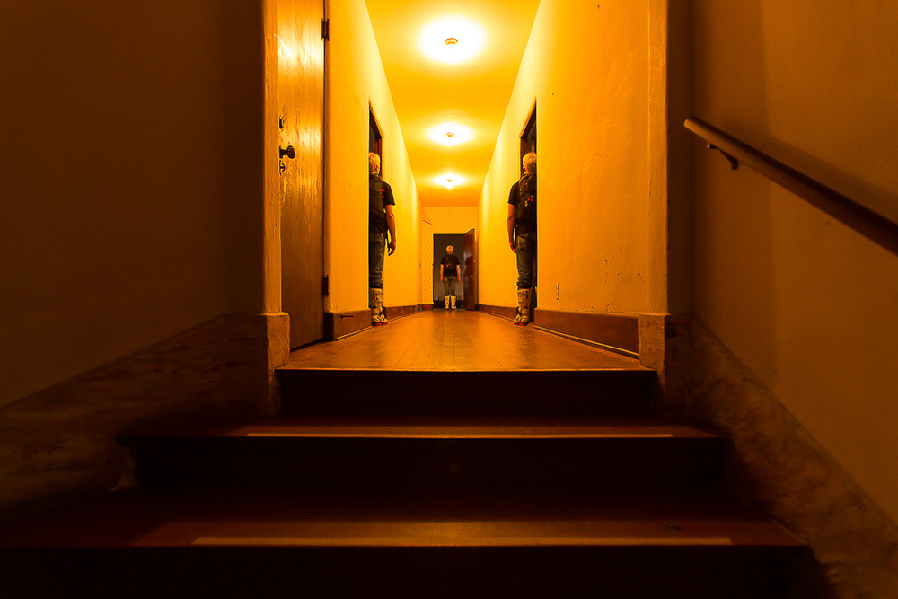 Howey House Hallway Triple