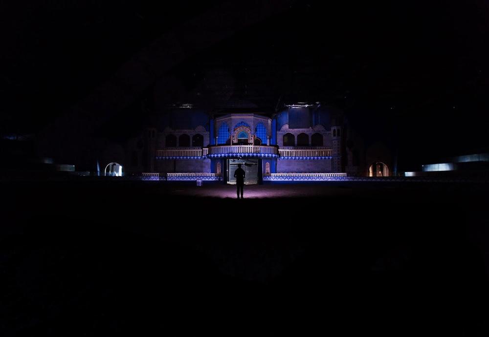 Arabian Nights Kissimmee Inside Great Hall