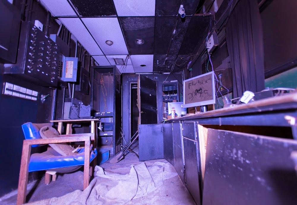 Arabian Nights Kissimmee Inside Tech Booth