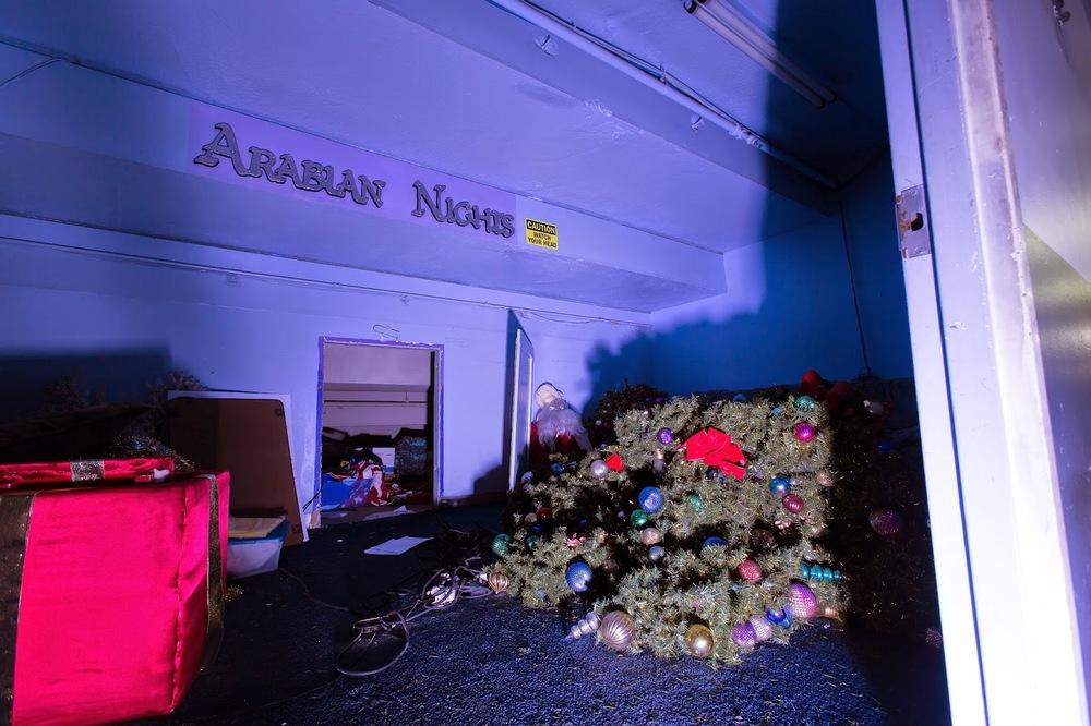 Arabian Nights Kissimmee Inside Christmas supplies