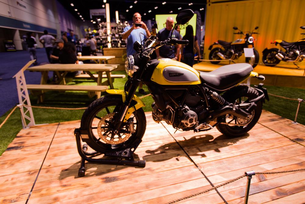 AIM Expo - Ducati Scrambler 2