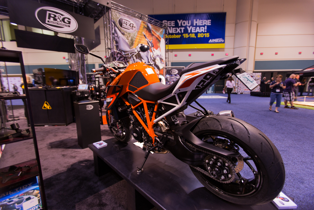 AIM Expo - KTM 1290 Super Duke R