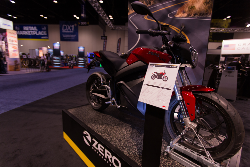 AIM Expo - Zero Motorcycles