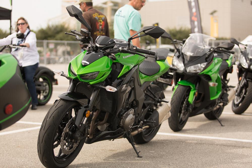2015 Kawasaki Z1000 ABS 2