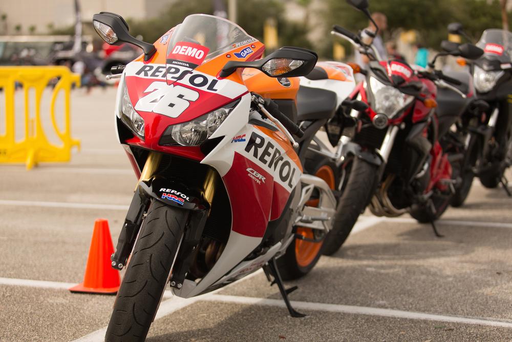 2015 Honda CBR1000RR Repsol