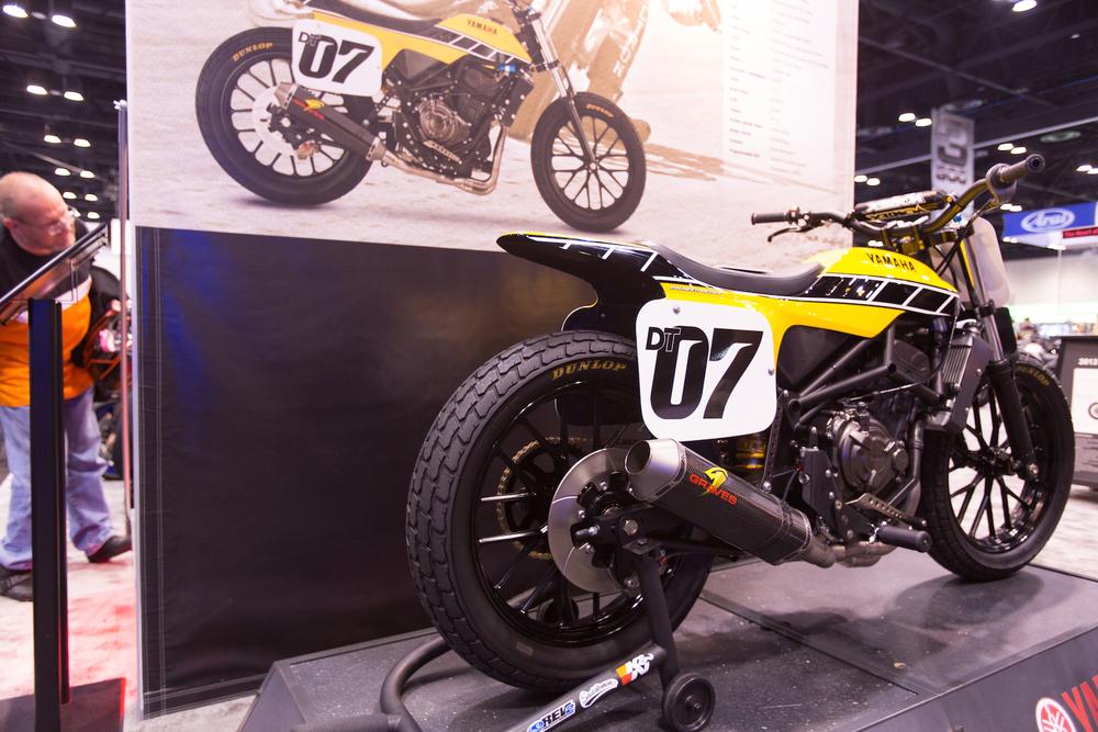 Yamaha DT-07 Dirt Tracker