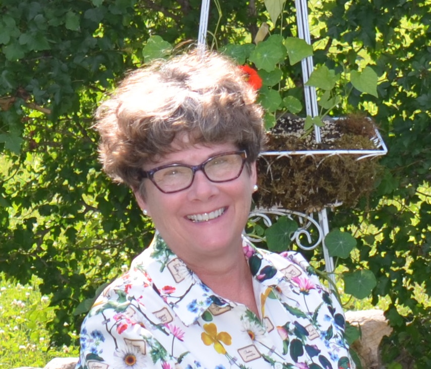 Susan Betz teaches, lectures and writes about growing & using herbs for pleasure and purpose.