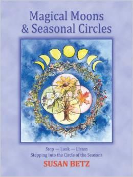 Order your copy of Magical Moons & Seasonal Circles