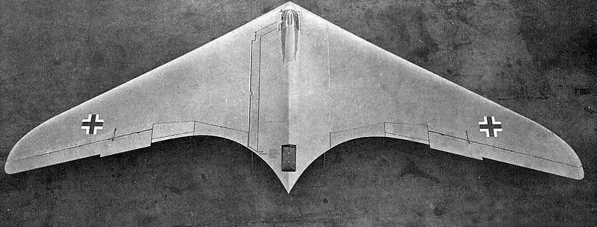 But these are the flying wing that really caught my attention. Designed by the Horten brothers for Germany in WW II  they were based on the brother's experience as glider pilots. I think they are beautiful forms, slick and bat or moth like… Its amazing to think how much more damage they could have done if these were designed earlier in the war.