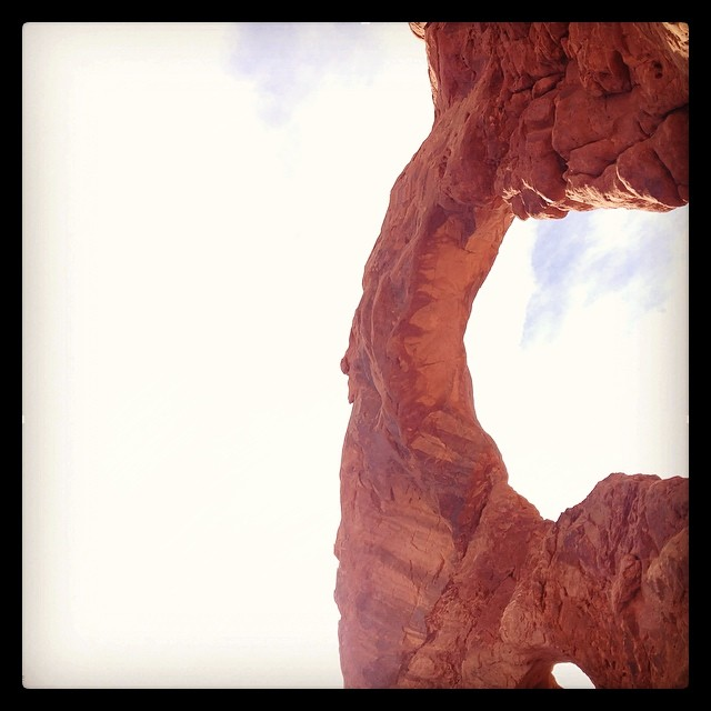 Arches #desert design lab #Vivian beer # furniture design # Utah #RV # arches national park