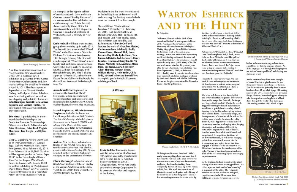 Warton Esherick and the Hunt- review by Vivian Beer in Furniture Matters_Page_5.jpg