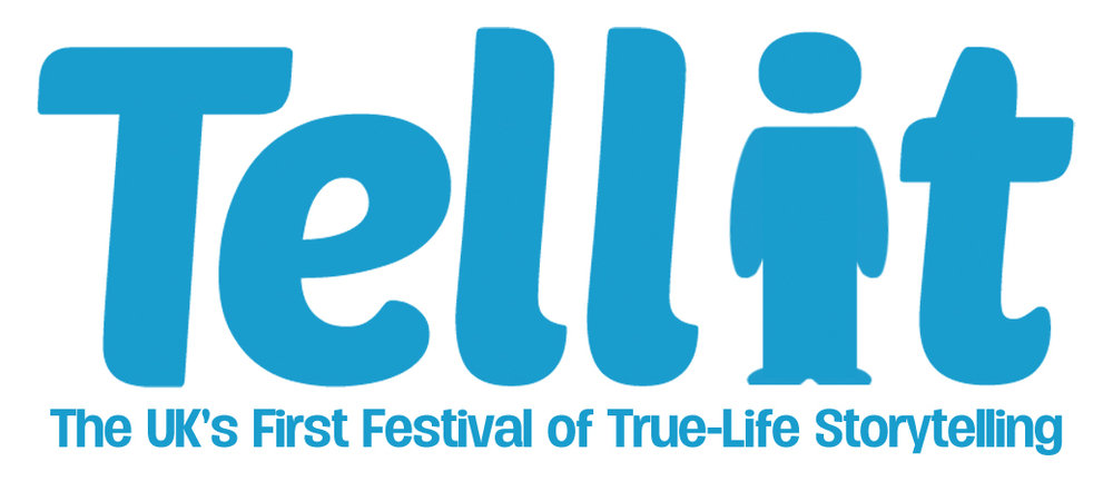 Tellit: The UK's First Festival of True-Life Storytelling