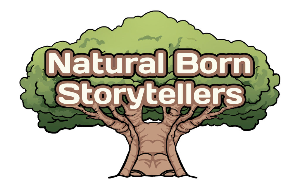 Natural Born Storytellers Logo