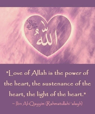 Love of Allah 1460424807451