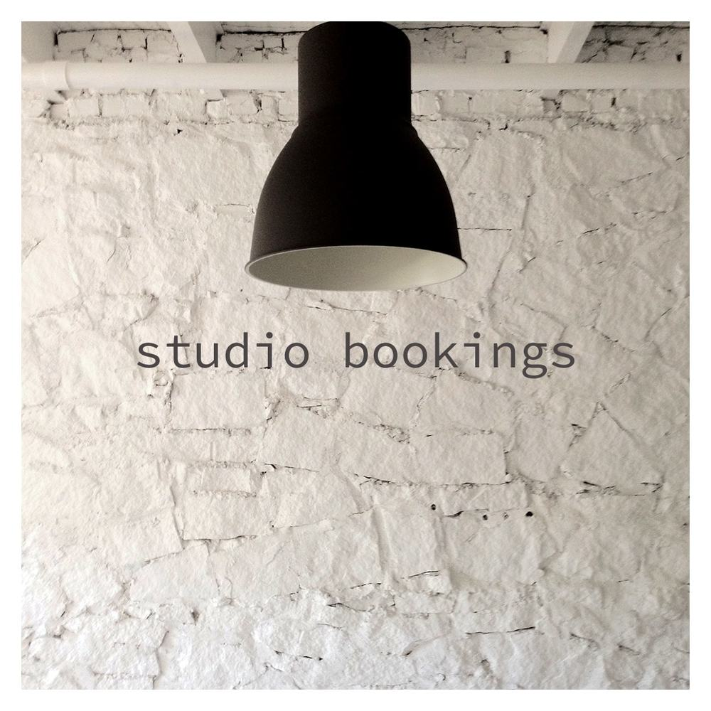 foster studio booking