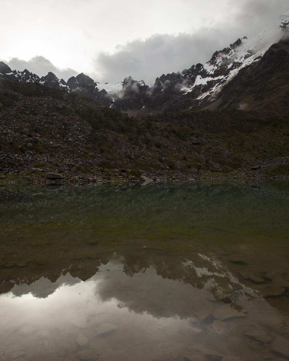 Abra Salkantay, Peru 2014