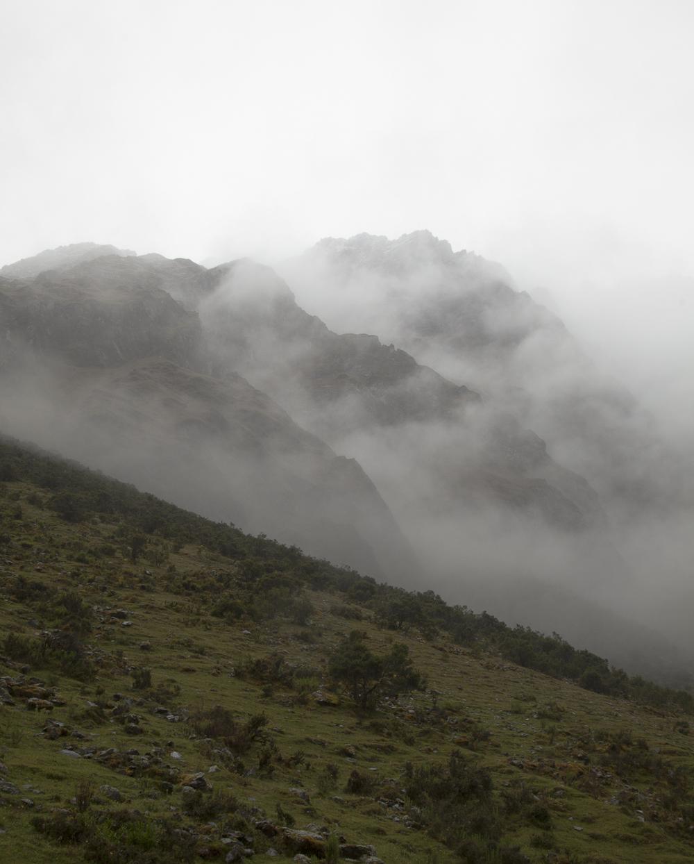 Soraypampa, Peru 2014