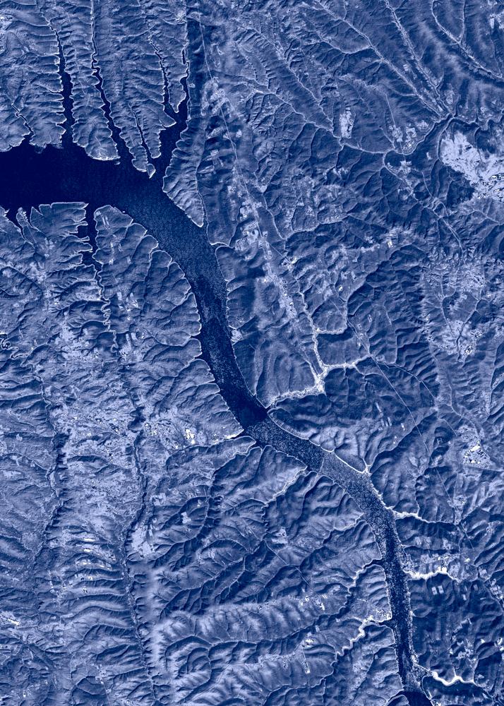 Angara River, Siberia