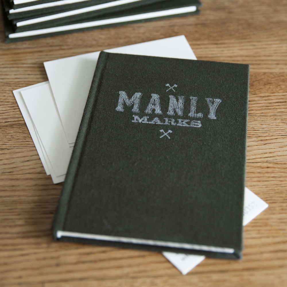 The book of manly marks