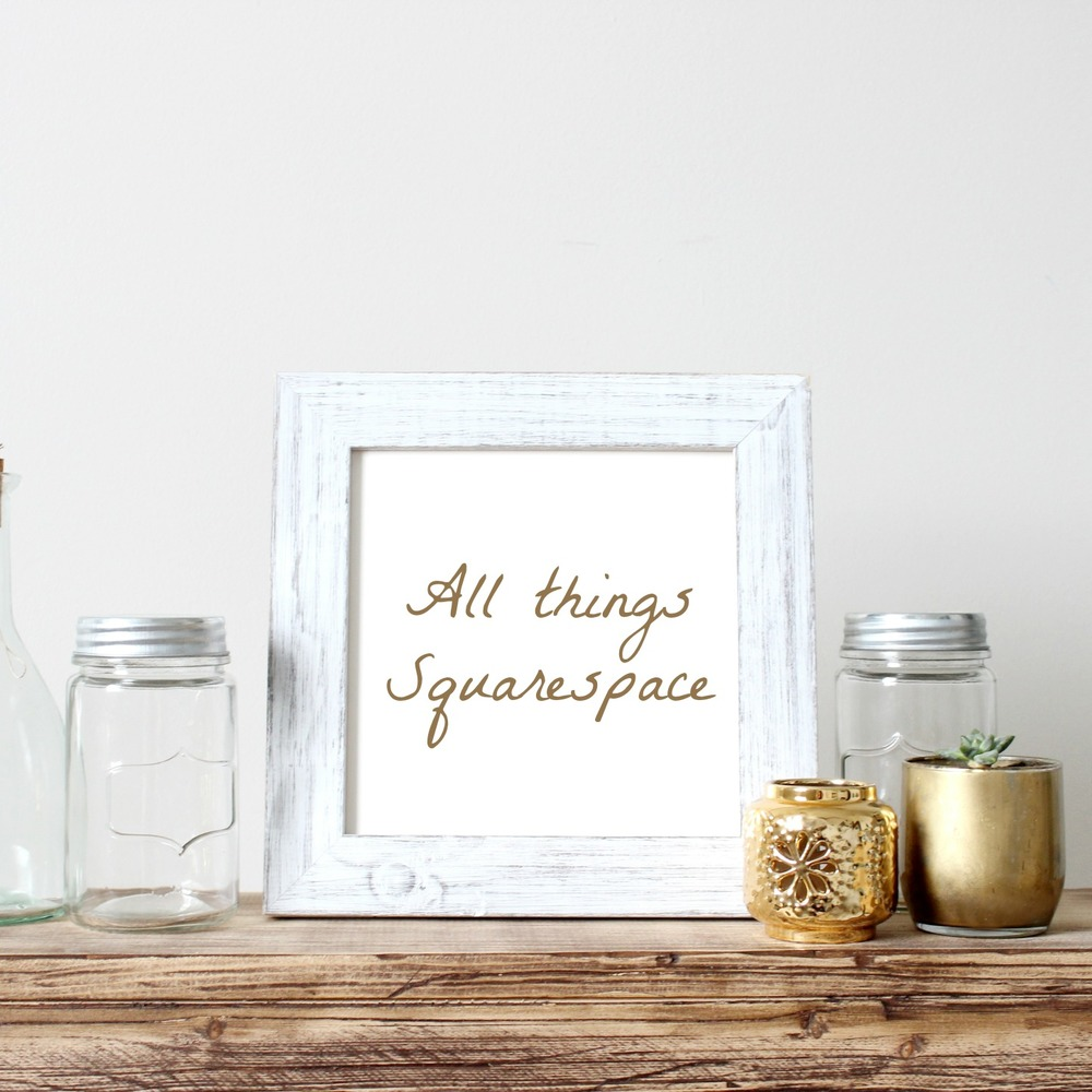 Why I Chose Squarespace