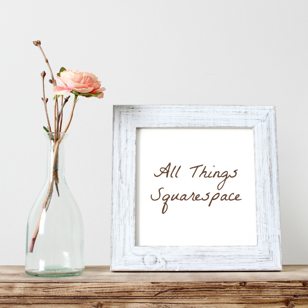 All Things Squarespace Blog Graphic