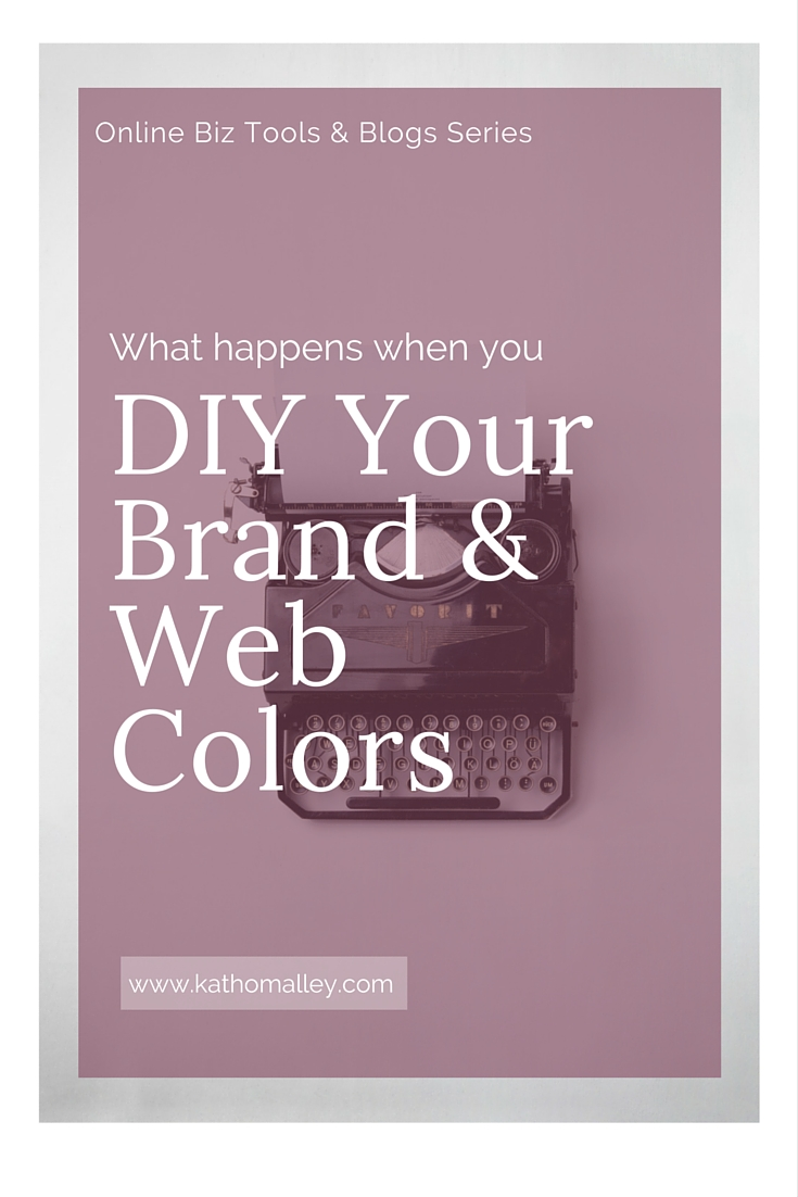DIY your brand and web colors
