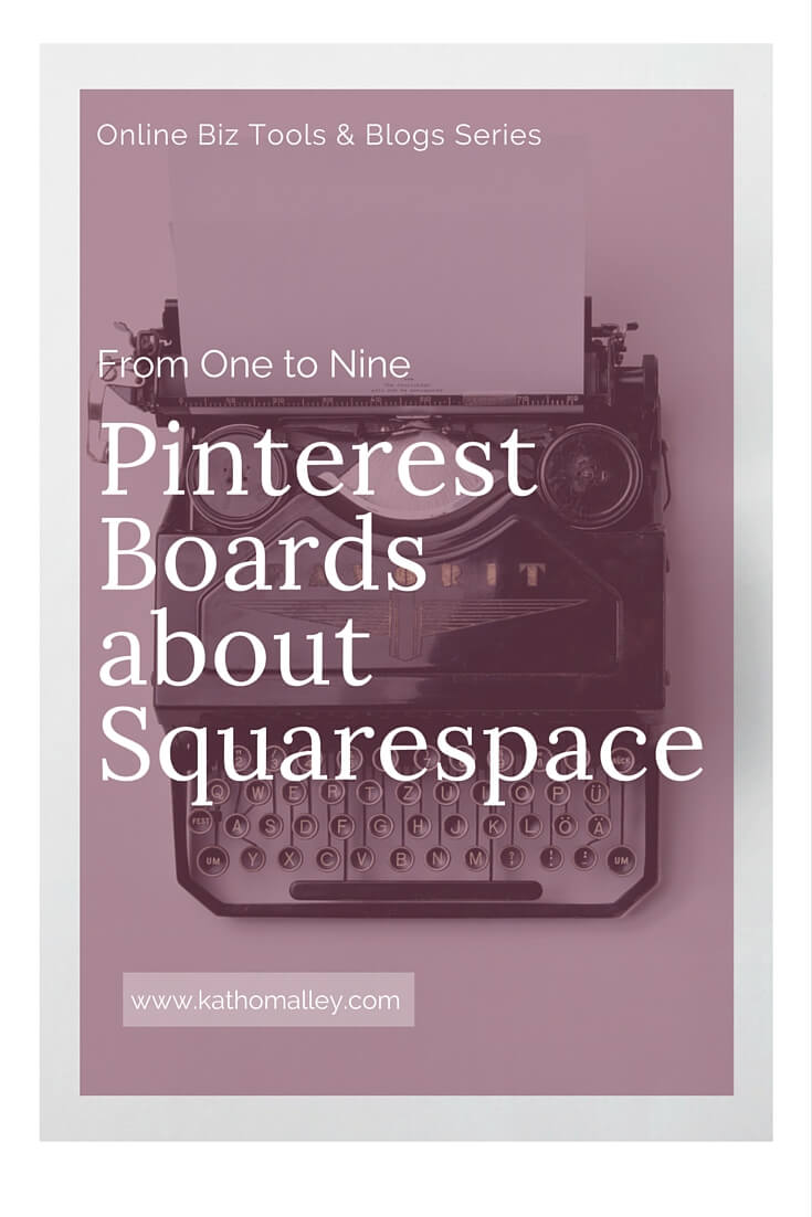 Pinterest Boards All About Squarepace