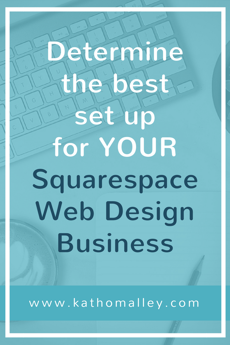 The Best Set Up for your Squarespace Web Design Business