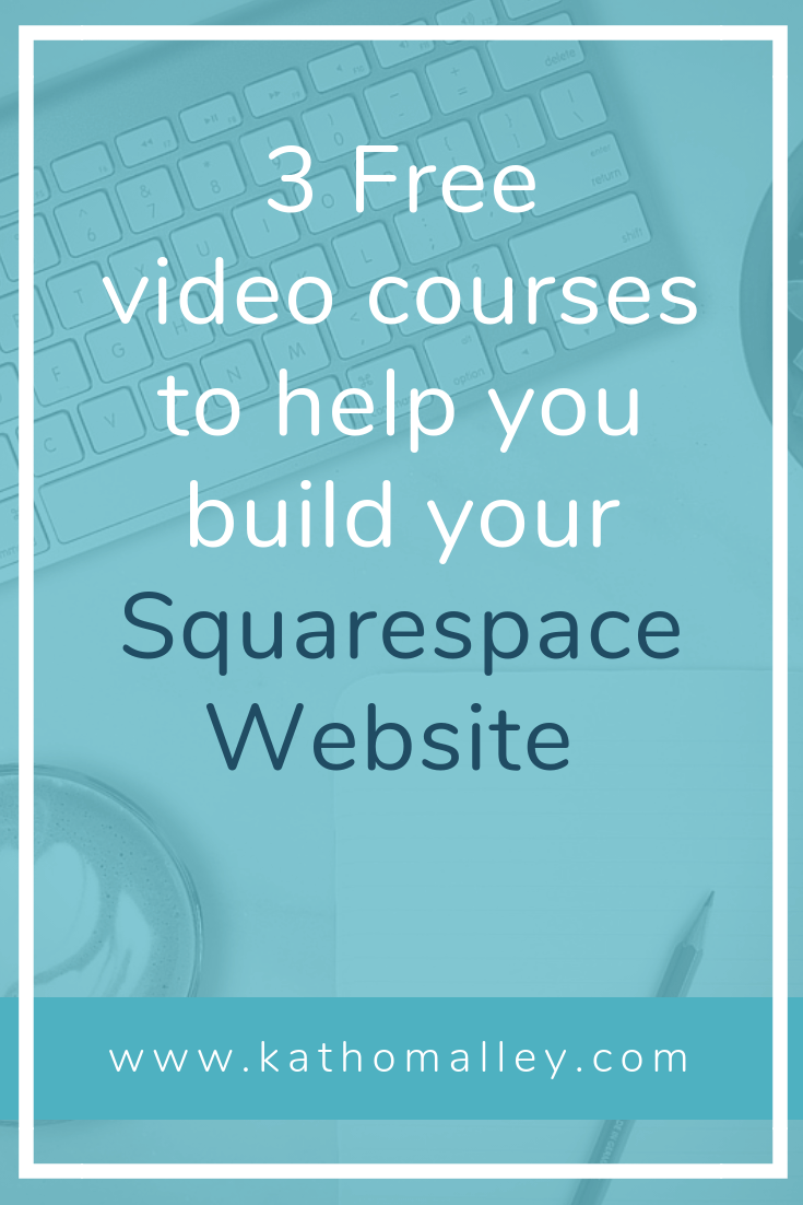 3 Free Squarespace Video Courses