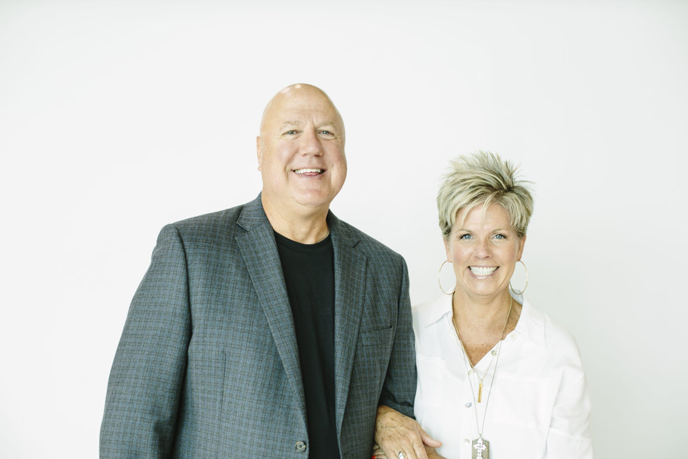 Pastors Jeff and Beth Jones