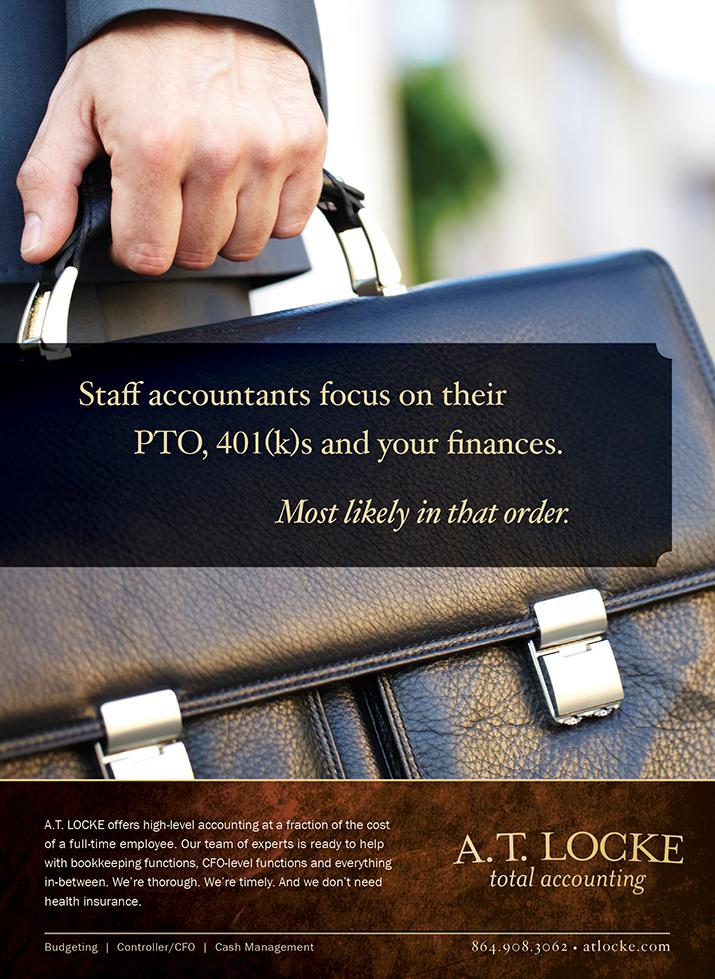 accounting advertising